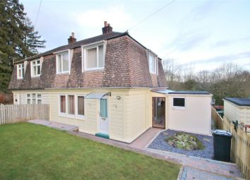 Thumbnail 3 bed semi-detached house to rent in Milling Crescent, Aylburton, Lydney