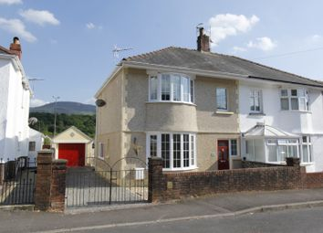 Thumbnail 3 bed semi-detached house for sale in Llewellyn Street, Glynneath