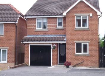 Thumbnail 4 bed detached house for sale in Heritage Drive, Clowne, Chesterfield