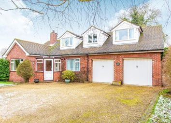 Thumbnail 3 bed detached house for sale in Church End, Catworth, Huntingdon, Cambridgeshire