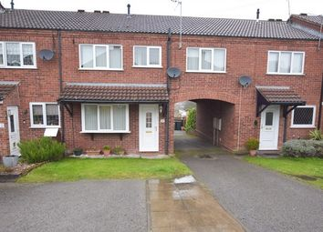 Thumbnail 3 bed terraced house for sale in Kirks Lane, Belper, Derbyshire