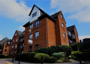 Thumbnail 2 bed flat for sale in Aragon Lodge, Buckhurst Hill