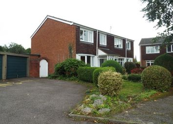 Thumbnail 3 bed semi-detached house to rent in Wilmott Close, Lichfield