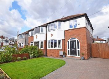 Thumbnail 3 bed semi-detached house for sale in Deneford Road, Didsbury, Manchester