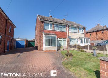 3 bed semi-detached house for sale in Monckton Road, Retford DN22
