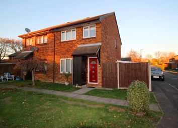 Thumbnail 3 bed end terrace house to rent in Woodrush Crescent, Locks Heath, Southampton