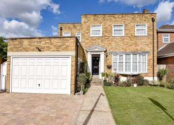 Thumbnail 4 bed detached house for sale in The Farthingales, Maidenhead