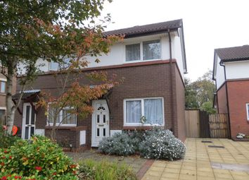 Thumbnail 2 bed semi-detached house to rent in Heath Mead, Heath