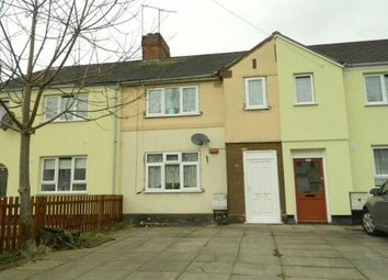 Thumbnail 3 bed terraced house to rent in Slater Street, Willenhall