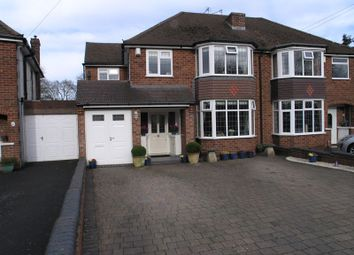 Thumbnail 4 bed semi-detached house for sale in Causey Farm Road, Halesowen
