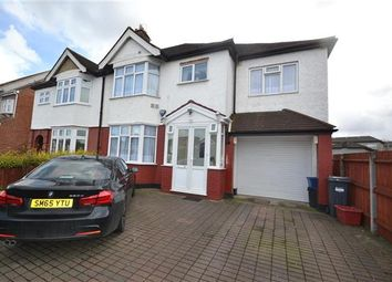 Thumbnail 5 bed semi-detached house to rent in Great South West Road, Hounslow