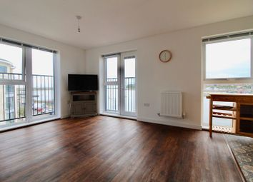 Thumbnail 2 bed flat for sale in Cei Tir Y Castell, Barry Waterfront
