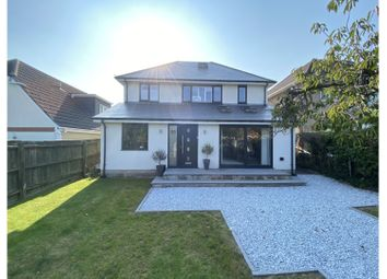 Thumbnail 6 bed detached house for sale in Lower Blandford Road, Broadstone