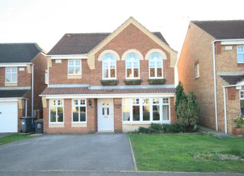 Thumbnail 4 bed detached house for sale in Brayford Road, Balby, Doncaster
