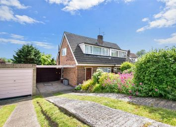 2 bed semi-detached house for sale in Merrals Wood Road, Strood, Rochester, Kent ME2