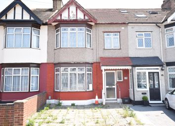 Thumbnail 3 bed terraced house for sale in Birchdale Gardens, Chadwell Heath, Romford