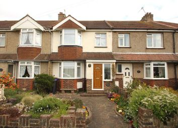 Thumbnail 3 bed terraced house for sale in Eastern Avenue, Shoreham By Sea, West Sussex