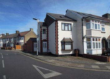 Thumbnail 1 bedroom end terrace house for sale in Salisbury Avenue, Barking