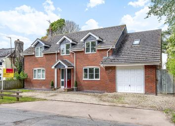 Thumbnail 4 bed detached house for sale in Kingstone, Herefore
