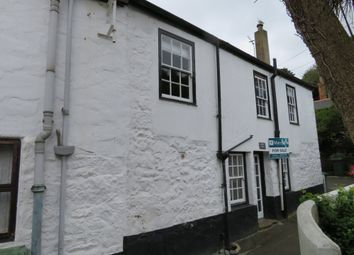 Thumbnail 2 bed terraced house for sale in Millpool, Mousehole, Penzance
