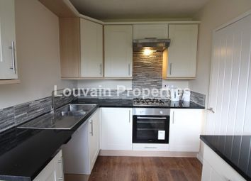 Thumbnail 2 bed flat to rent in St. Georges Court, Tredegar, Blaenau Gwent.