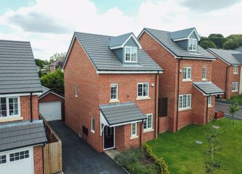 4 bed detached house for sale in Thistle Trail, Blackburn BB2