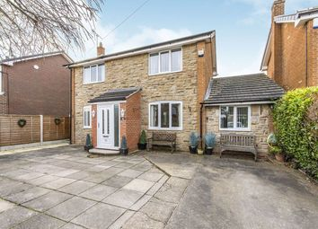Thumbnail 3 bed detached house for sale in Richardson Court, Hambleton, Selby