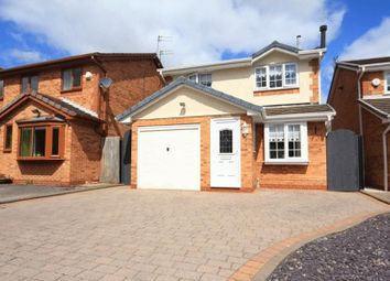 Thumbnail 3 bedroom detached house for sale in Catkin Road, Halewood, Liverpool