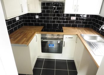 Thumbnail 1 bed semi-detached house to rent in Albany Walk, Peterborough