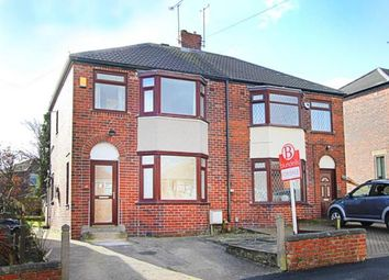 Thumbnail 3 bed semi-detached house for sale in Seagrave Avenue, Sheffield, South Yorkshire