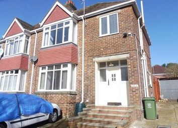 Thumbnail 3 bedroom property to rent in Havant Road, Drayton, Portsmouth