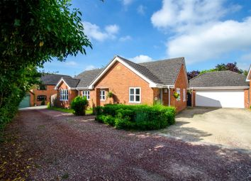Thumbnail 3 bed detached bungalow for sale in Broughton Hackett, Worcester