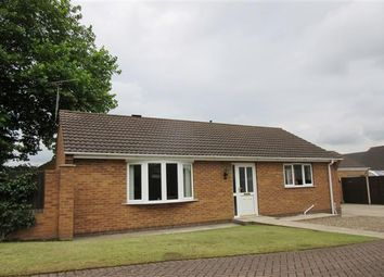 Thumbnail 2 bed detached bungalow for sale in Peterhouse Court, Bottesford, Scunthorpe