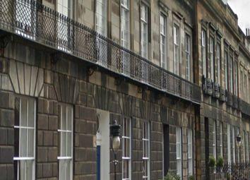 Thumbnail 2 bed flat to rent in Danube Street, Edinburgh