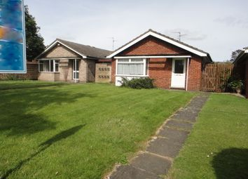 Thumbnail 2 bedroom bungalow to rent in Bramall Court, Peterborough