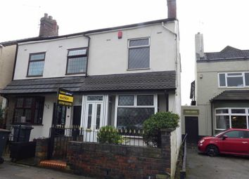 Thumbnail 3 bedroom semi-detached house for sale in Alexandra Road, Maybank, Newcastle-Under-Lyme