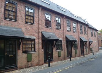 Thumbnail 3 bed terraced house to rent in The Moorings, School Lane, Buckingham