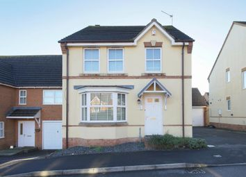 Thumbnail 4 bed detached house for sale in Elmleigh, Yeovil