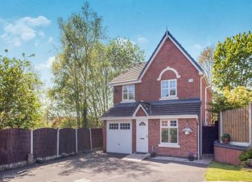 Thumbnail 4 bed detached house for sale in Coronet Close, Appley Bridge, Wigan