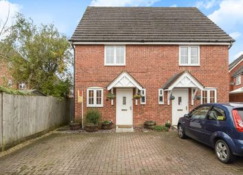 Thumbnail 2 bed semi-detached house for sale in Thatcham, West Berkshire
