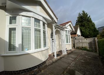 Thumbnail 4 bed bungalow to rent in Abbots Lane, Coventry