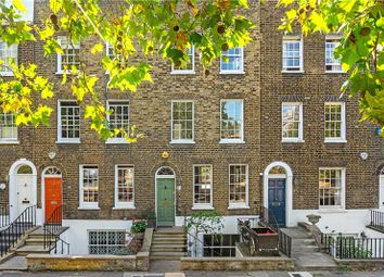 Cleaver Square, Kennington, London SE11. 4 bed terraced house