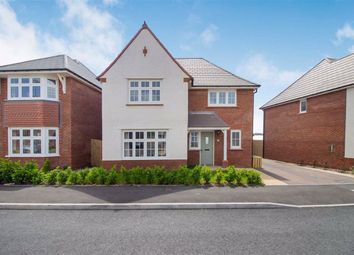 Thumbnail 4 bed detached house for sale in Great Spring Road, Sudbrook, Caldicot, Monmouthshire
