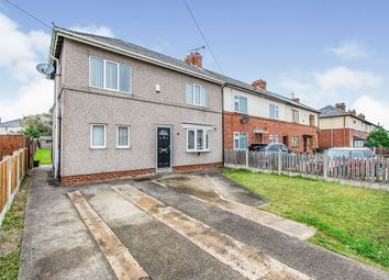 Thumbnail 3 bed end terrace house for sale in Beech Road, Skellow, Doncaster