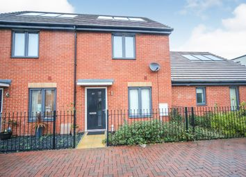 2 bed terraced house for sale in Mercator Close, Maybush, Southampton SO16