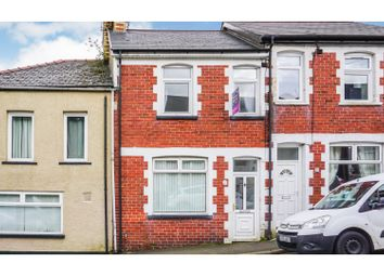 Thumbnail 2 bed terraced house for sale in Charles Street, Pontypool