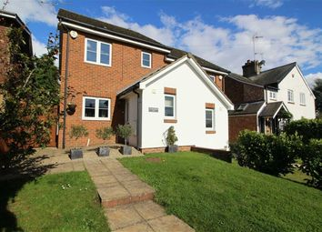 Thumbnail 4 bedroom semi-detached house for sale in High Street, Codicote, Hitchin, Hertfordshire