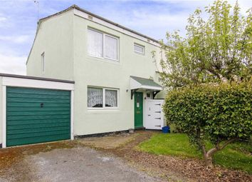 Thumbnail 4 bedroom end terrace house for sale in Thane Court, Stantonbury, Milton Keynes, Bucks