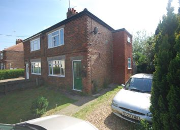 Thumbnail 3 bed semi-detached house for sale in Wignals Gate, Holbeach, Spalding
