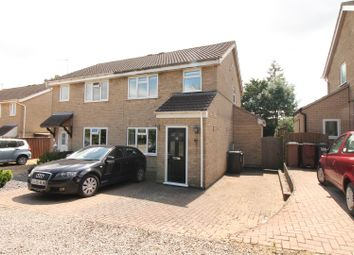Thumbnail 3 bed semi-detached house for sale in Phillips Way, Long Buckby